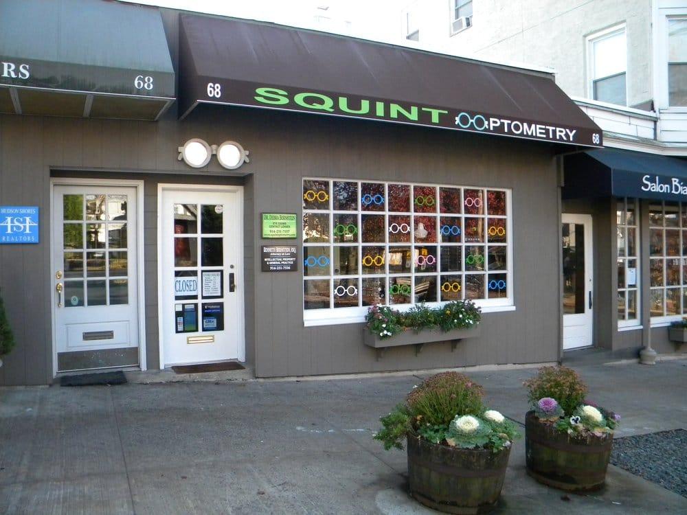 Squint Optometry: 68 Main St, Irvington, NY