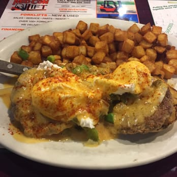 Photo Of Grannyu0027s Kitchen Stillwater, OK, United States. Southwest Eggs  Benedict,