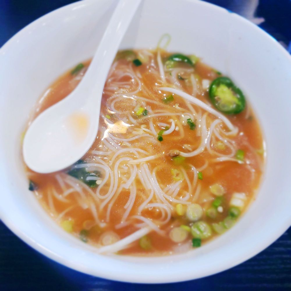 Food from Pho Ngoc
