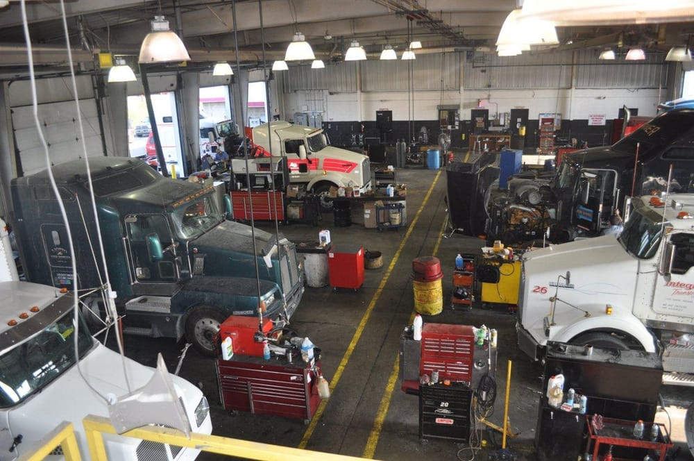 Truck Chrome Shop Near Me >> Palmer Trucks - Auto Repair - 2929 S Holt Rd, Indianapolis