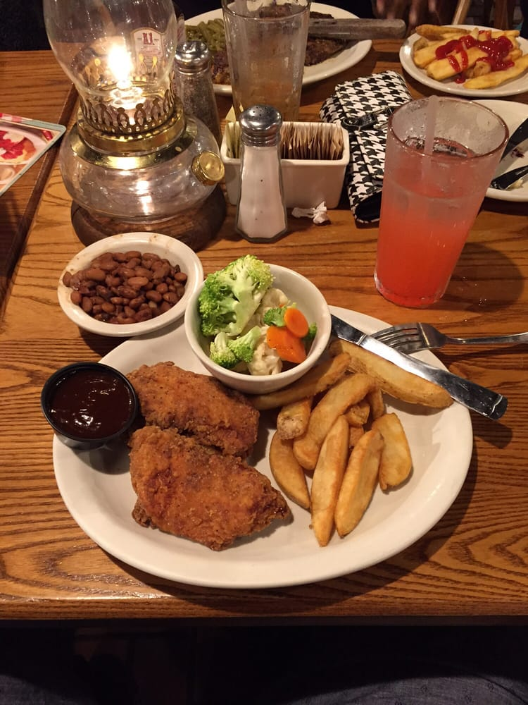 Cracker Barrel Old Country Store: 1200 Boone Ave, Kingsland, GA