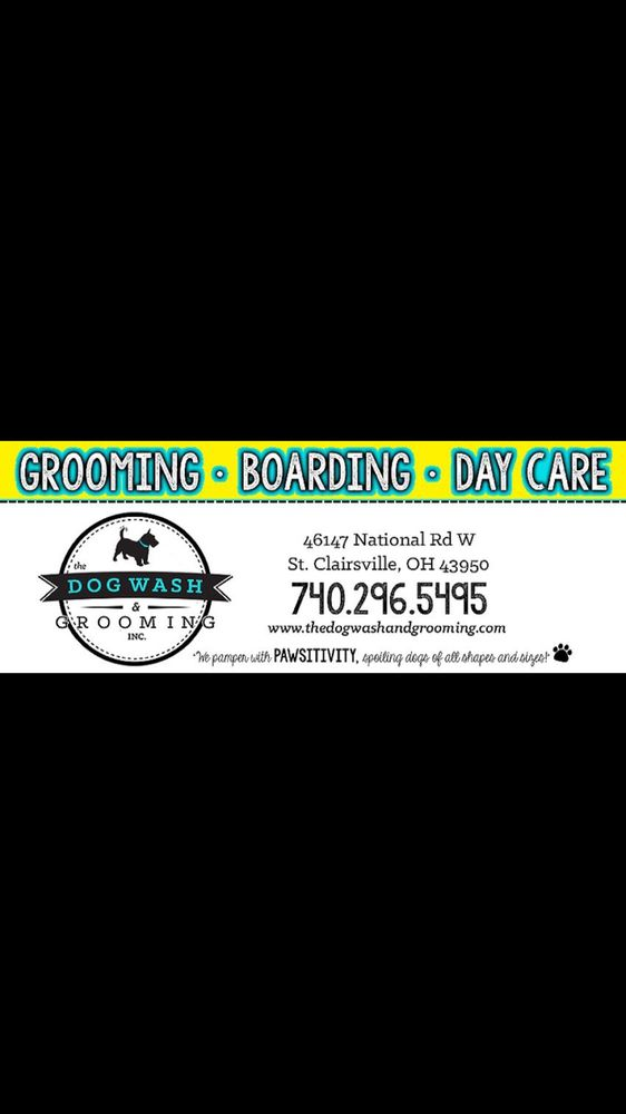 The Dog Wash And Grooming: 46147 National Rd W, Saint Clairsville, OH