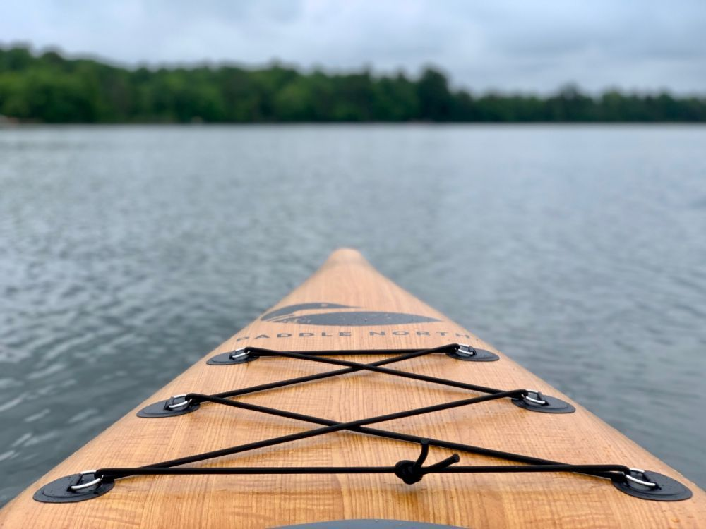 Powerpaddle SUP: Deerwood, MN