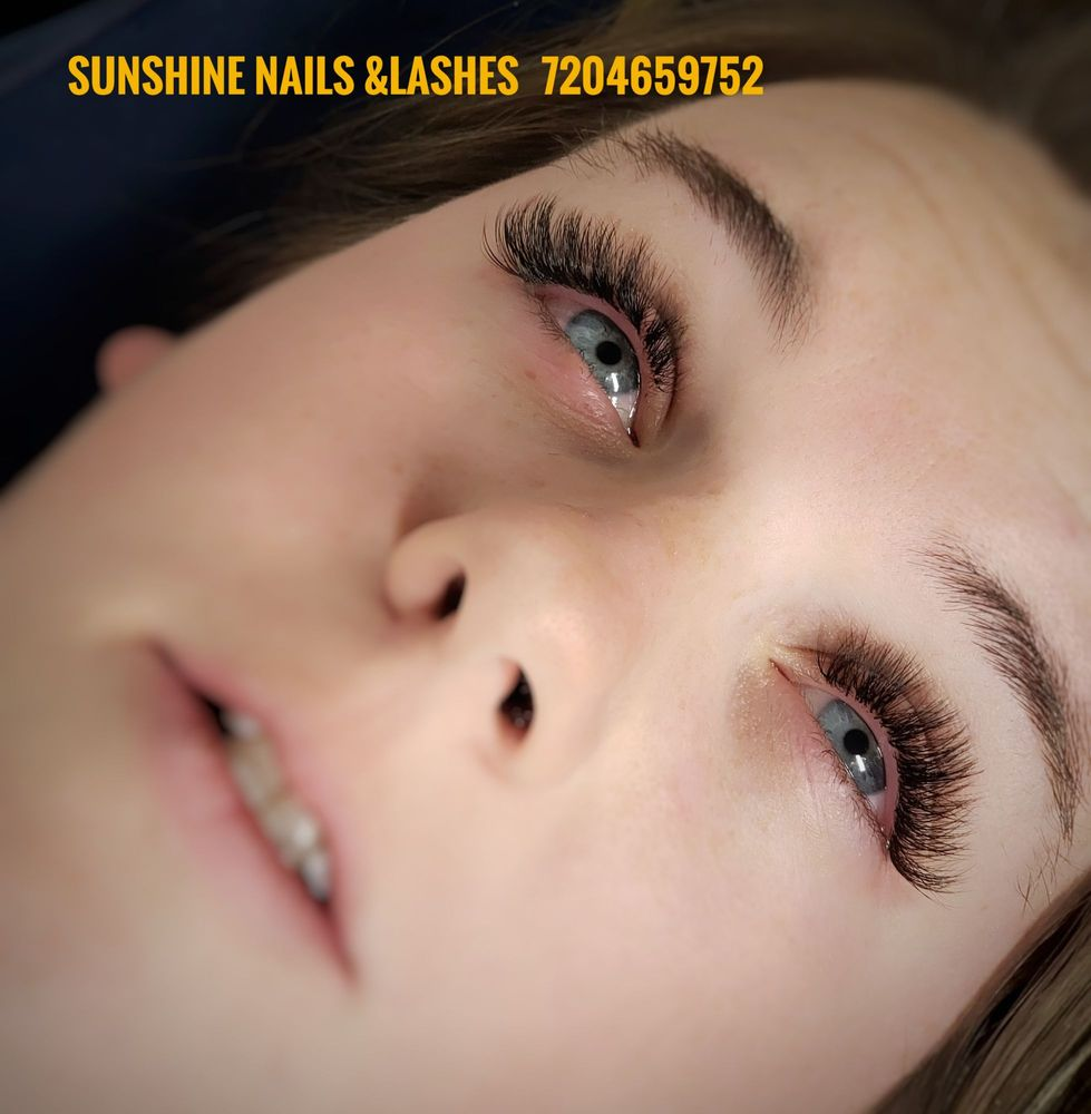 Sunshine Nails & Lashes: 1901 Youngfield St, Golden, CO