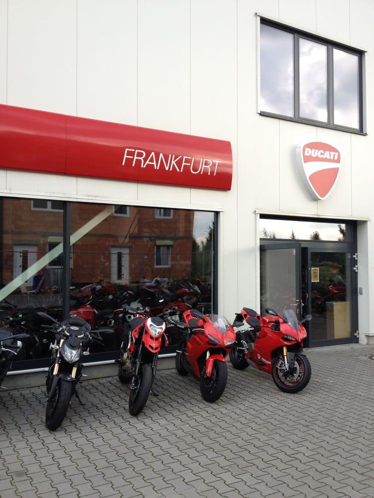ducati frankfurt - motorcycle dealers - max-holder-str. 5-7