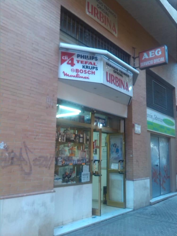 Servicio t cnico urbina lectronique calle carmen - Servicio tecnico thermomix sevilla ...