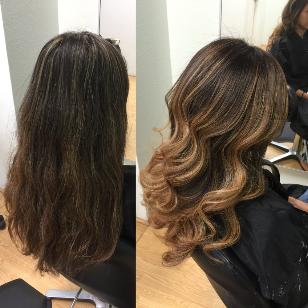 Color Correction Foil Highlighting Ash Dark Brown Natural ...