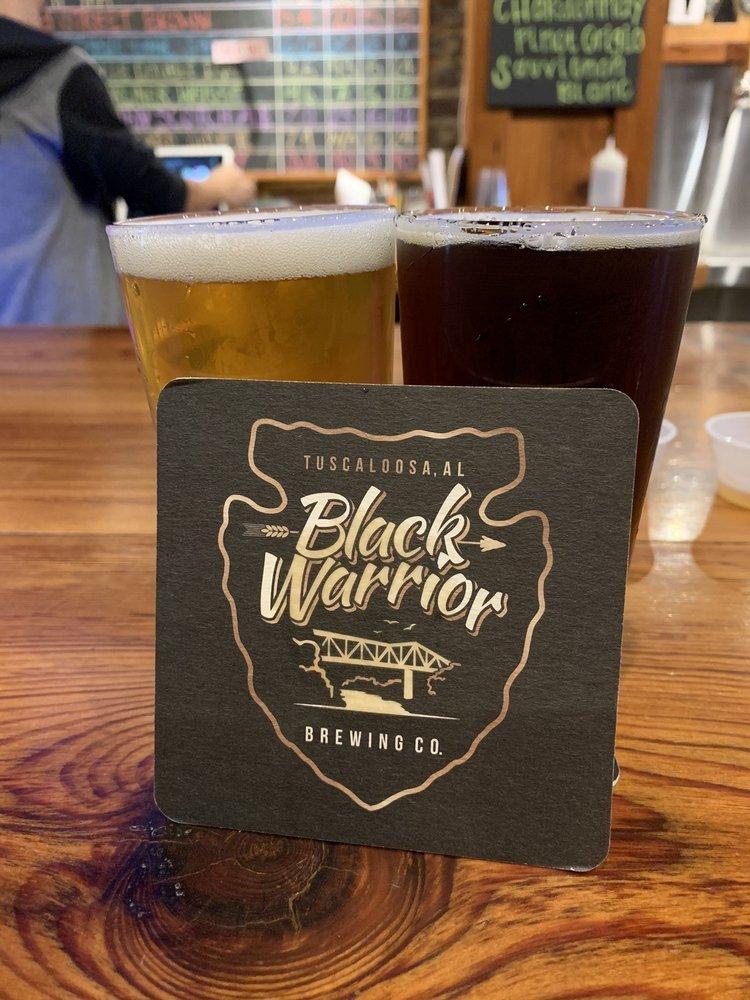 Social Spots from Black Warrior Brewing Company