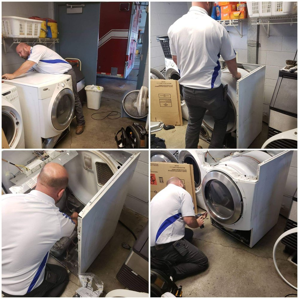 Dillard's Appliance Repair: 2930 County Rd 2134, Caddo Mills, TX