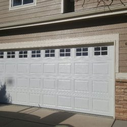 Exceptional Photo Of Colorado Garage Door   Denver, CO, United States. Steel Door  Installation