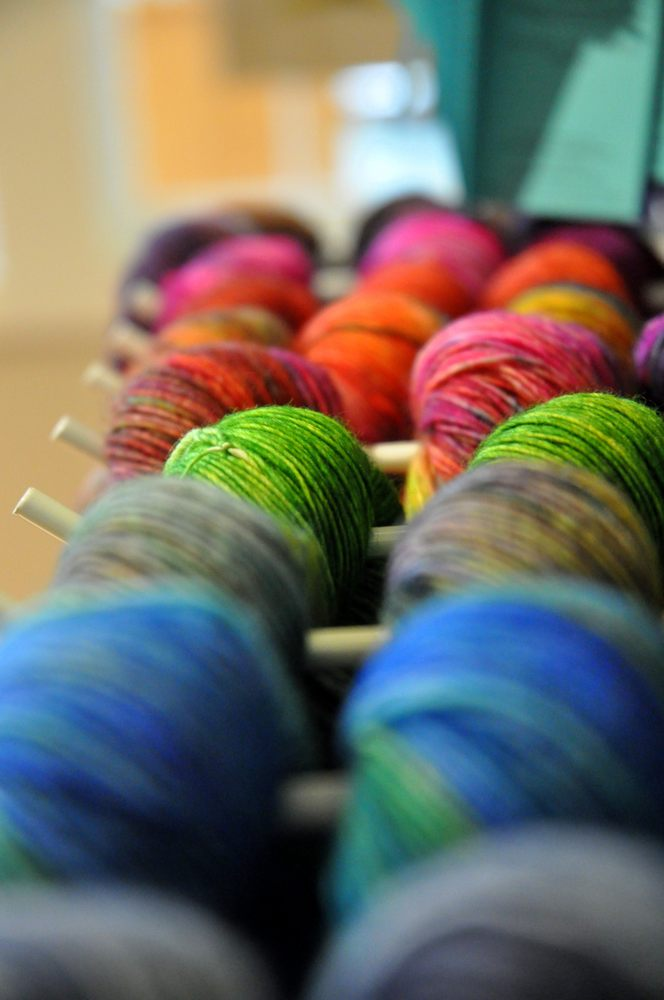 The Noble Thread -  A Yarn Shop in Historic Wilmington