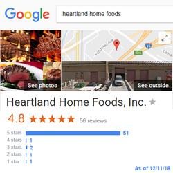 1 Heartland Home Foods