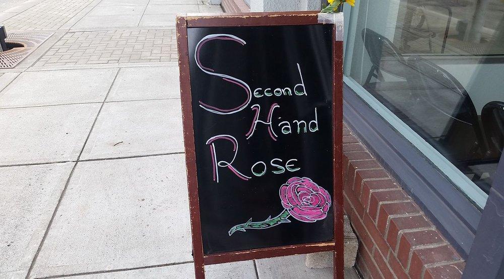 Second Hand Rose: 115 W Steuben St, Bingen, WA
