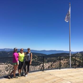 Shirley lake trail 85 photos 38 reviews hiking - High camp swimming pool squaw valley ...