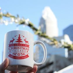 Charlotte Christmas Village - Christmas Trees - 300 S Church St ...