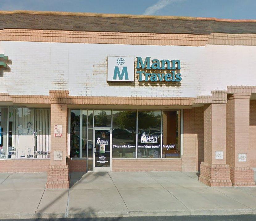 Mann Travels: 9975-B Sam Furr Rd, Huntersville, NC