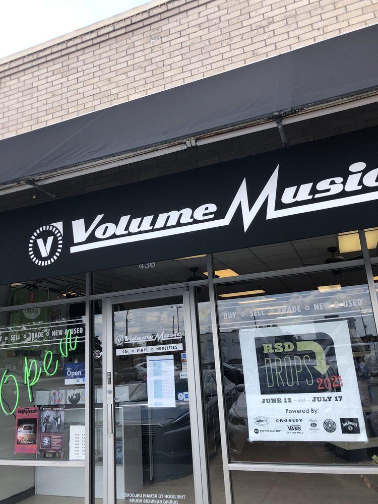 Volume Music