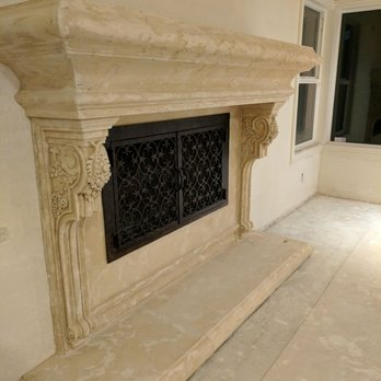 Elegant Fireplace Mantels Orange County 19 Photos Fireplace