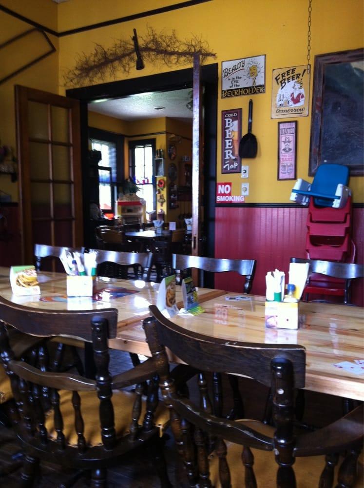 Hillbillies Vittles & Brew: 511 Fergus Ave, Erhard, MN