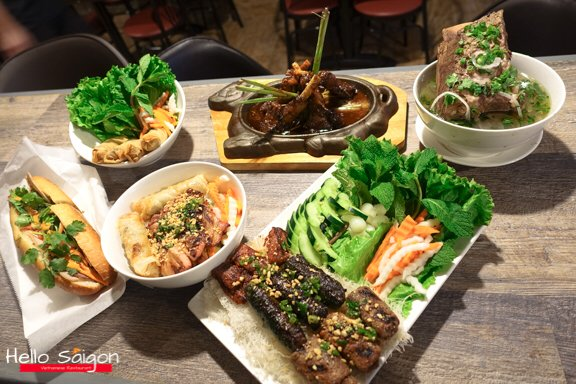 Bbq Lamb Chops Spring Rolls Angel Hair Vermicelli And More Yelp