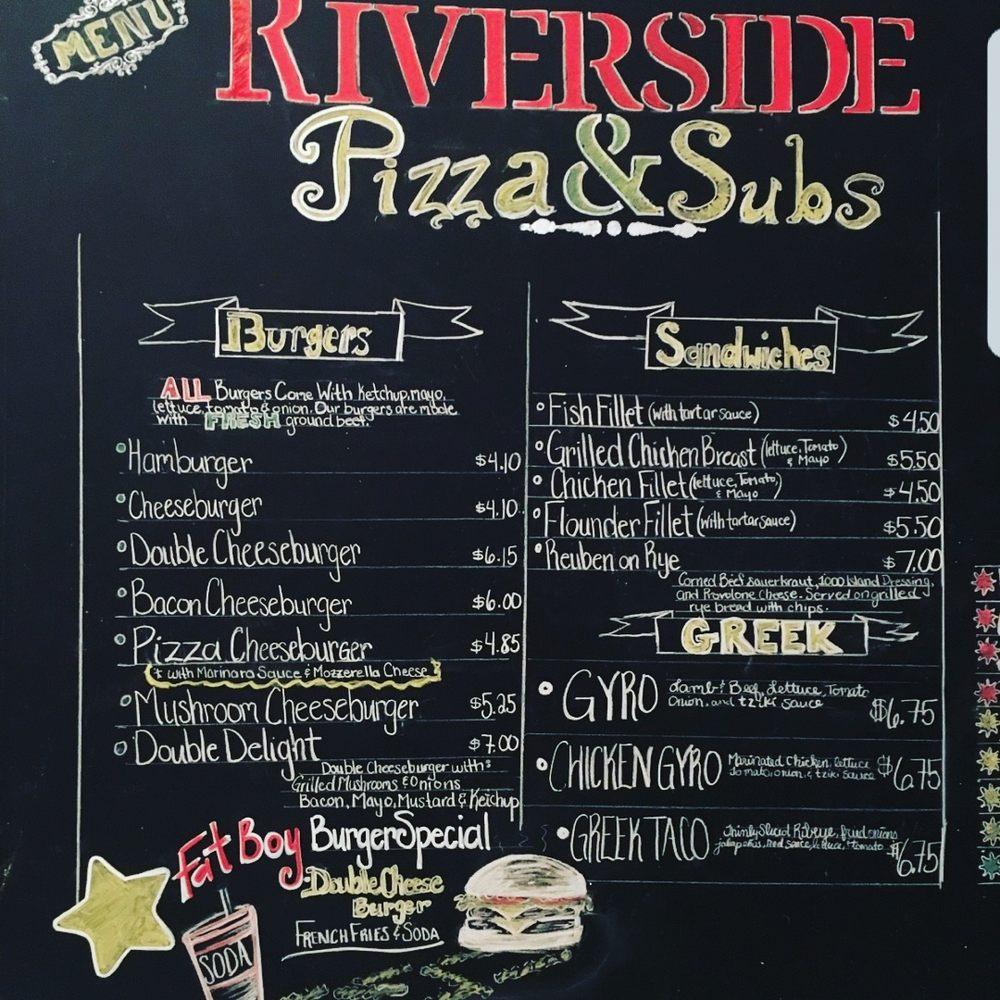 Riverside Pizza & Subs: 6919 Hwy 70, Newport, NC
