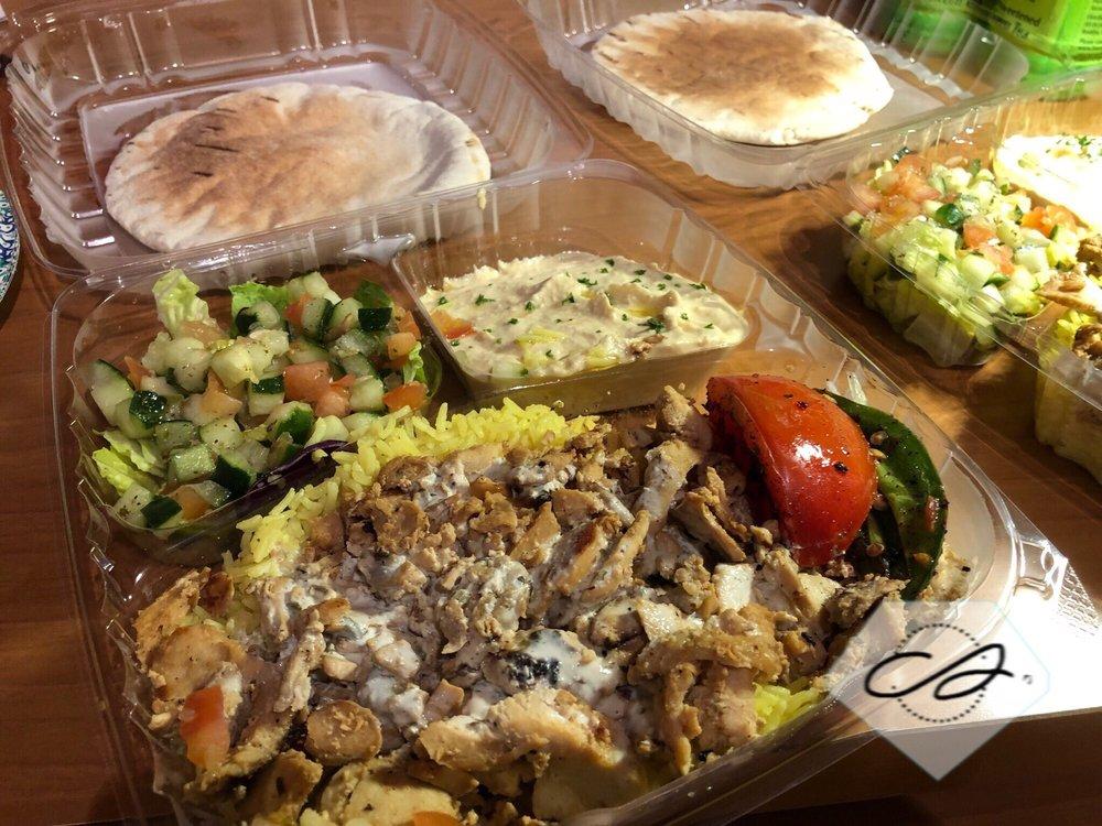Falafel Tazah