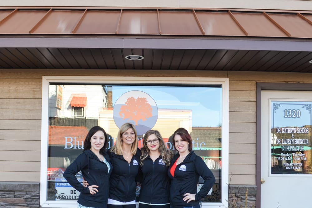 Blue Hills Chiropractic: 1356 2nd Ave, Cumberland, WI