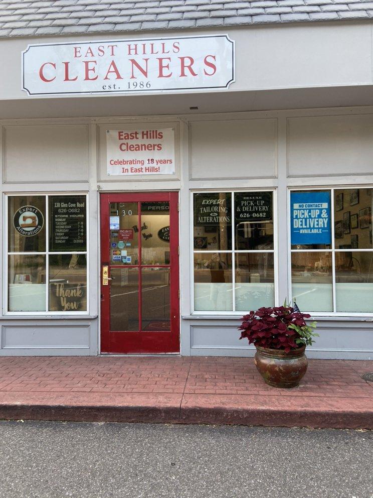 East Hills Cleaners: 130 Glen Cove Rd, East Hills, NY