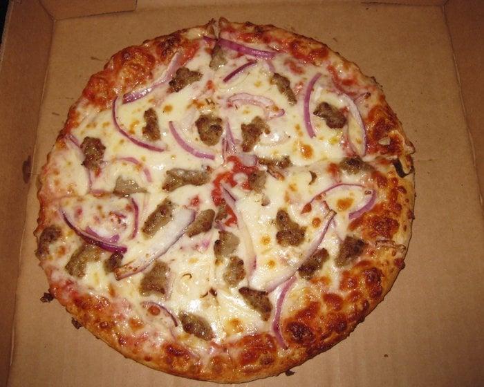 Valentino S Shark Shack Pizza Redondo Beach Ca