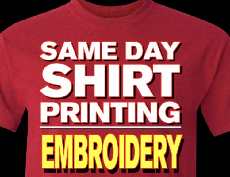 53834965 65 photos for The Best Screen Printing & Embroidery