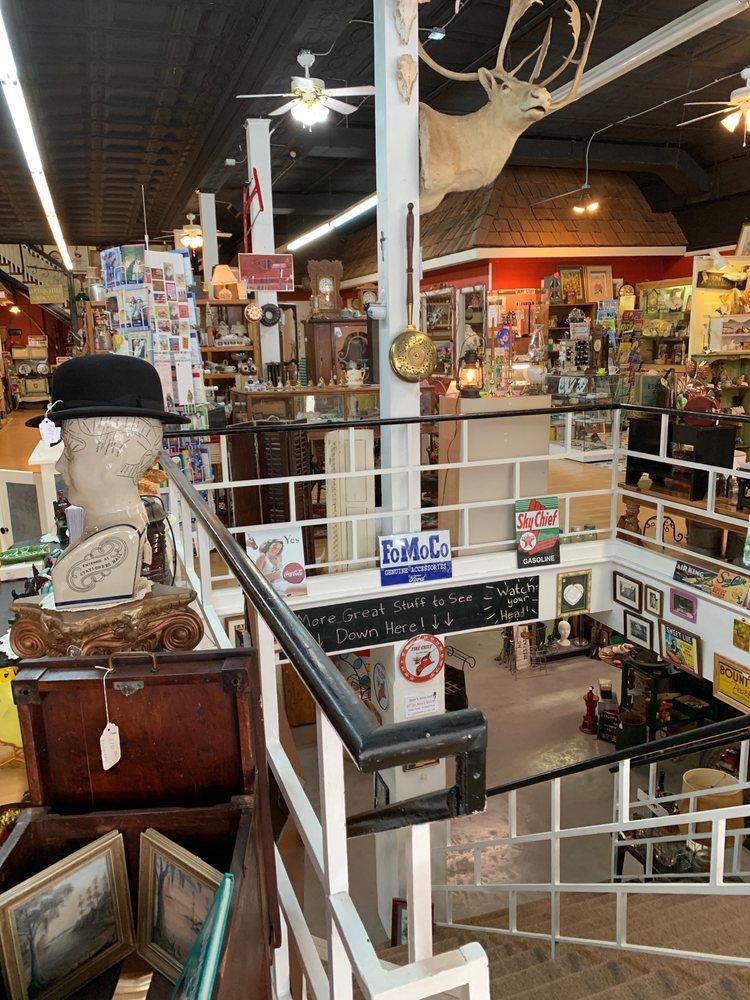 Needful Things Antiques Mall: 115 N Bridge St, Bedford, VA