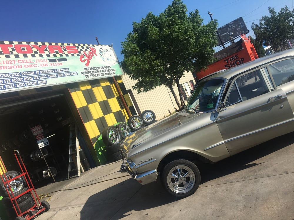 The Best Used Tire Shops In Oklahoma City Ok Listas Locales