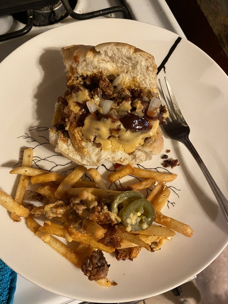 Food from The OKC Vegetarian