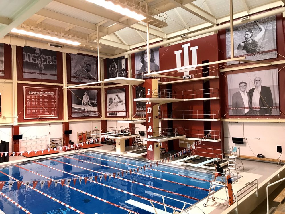 Student Recreational Sports Center: 1601 E Law Ln, Bloomington, IN
