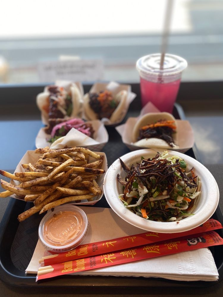 Bird And Bao: 58 South Ocean Ave, Patchogue, NY