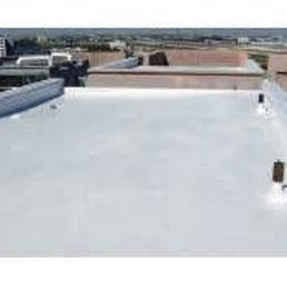 Photo Of Local Roofing Contractors   Chicago, IL, United States. Flat Roof  Restoration