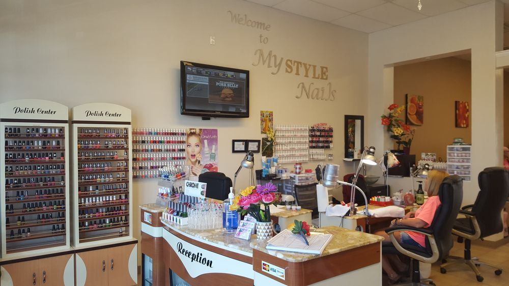 My Style Nails and Spa: 1209 N Belt Hwy, Saint Joseph, MO