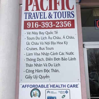 PACIFIC TRAVEL & TOURS - Travel Agents - 6511 Savings Pl