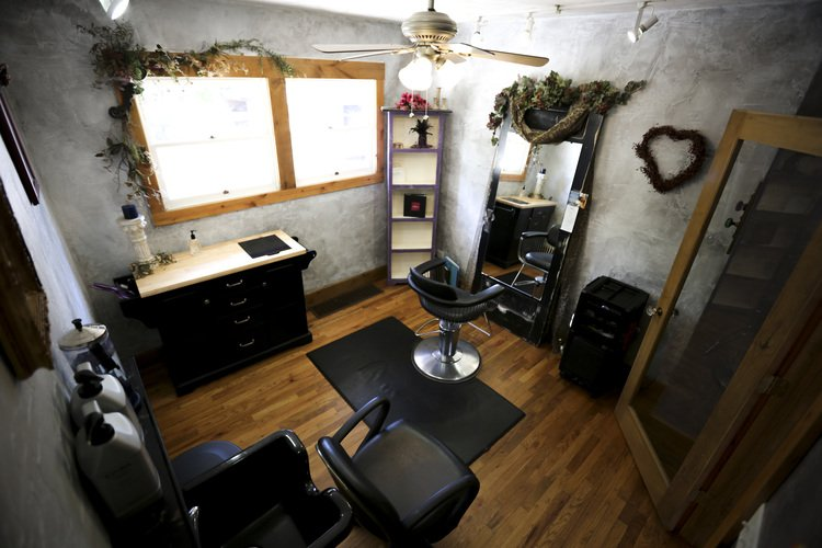 Mane Door Salon: 1635 S Lemay Ave, Fort Collins, CO