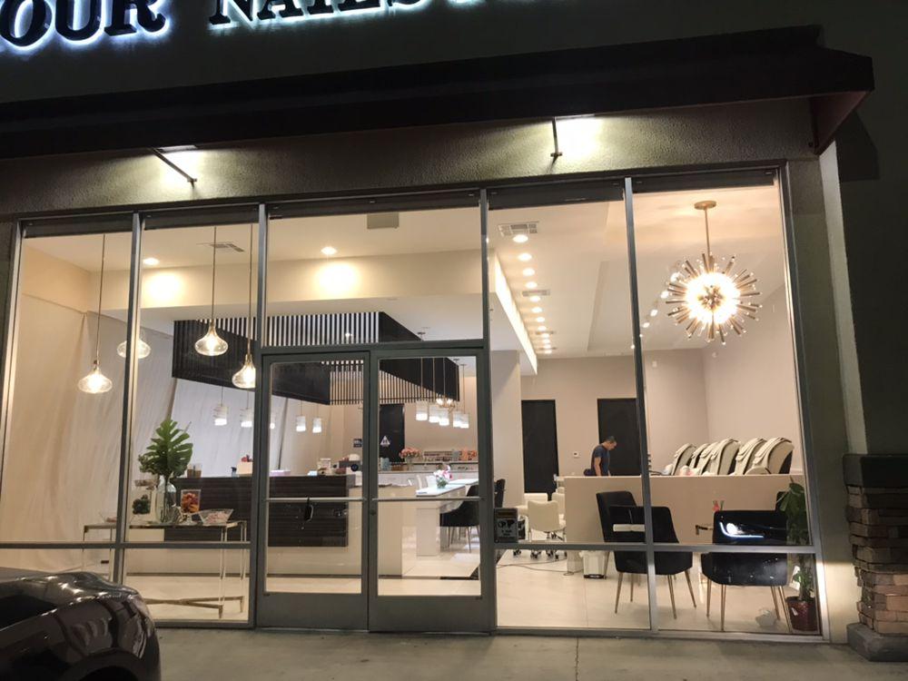 Blush Hour Nails & Spa: 5635 Balboa Ave, San Diego, CA