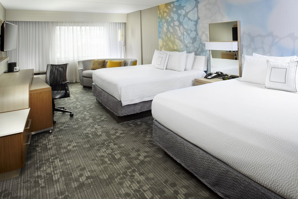 Courtyard by Marriott State College: 1730 University Dr, State College, PA