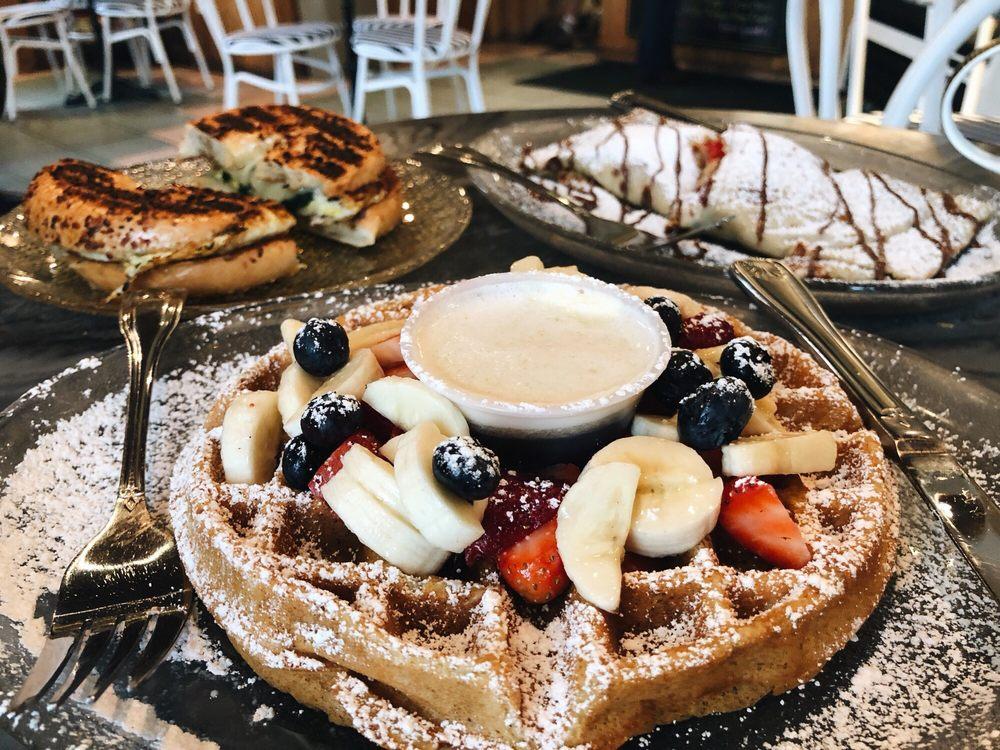 Caffe Bon Ami: 1082 Park Ave, Cranston, RI