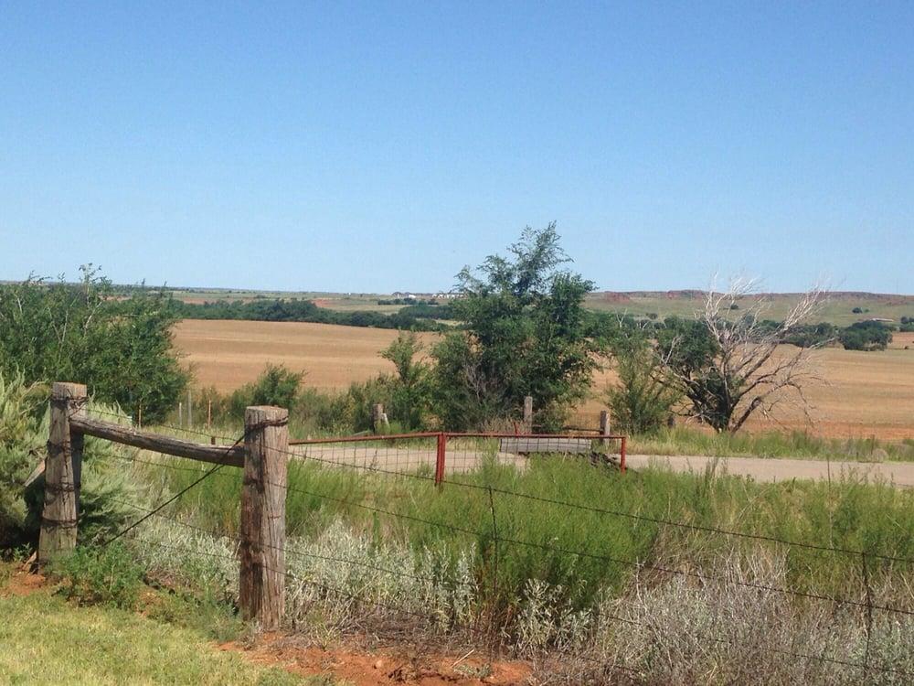 Washita Battlefield National Hist Site: 426 E Broadway, Cheyenne, OK