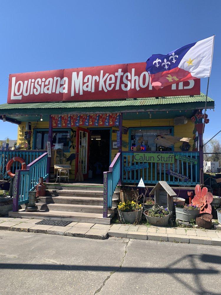 Louisiana Marketshops At The 115: 2942 Grand Point Hwy, Henderson, LA