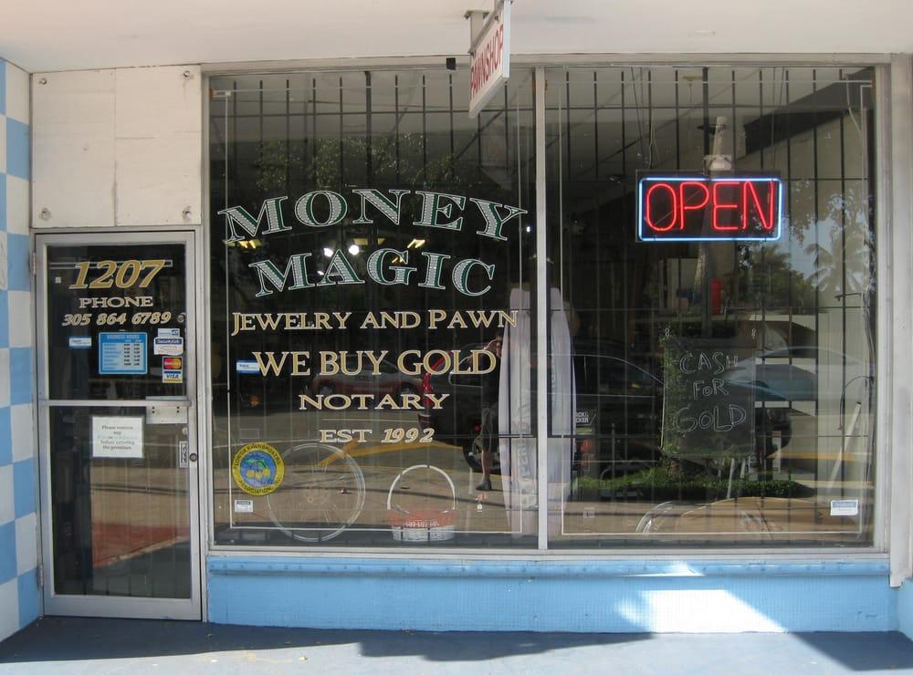 Money Magic Jewelry & Pawn Shop