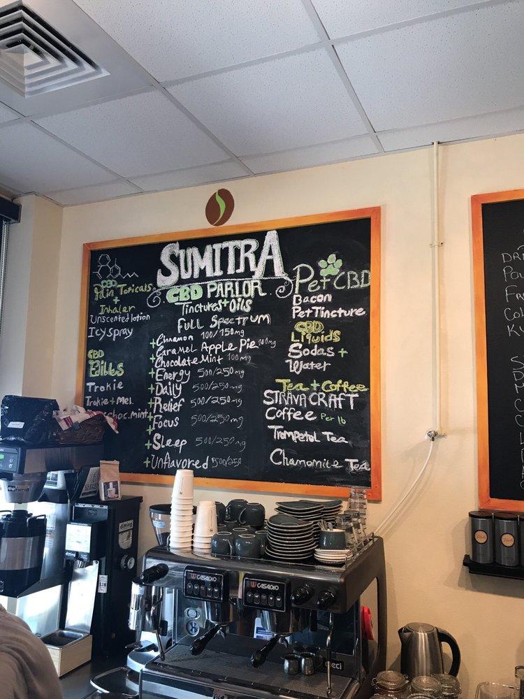 SumitrA Espresso Lounge +: 2838 Beach Blvd S, Gulfport, FL