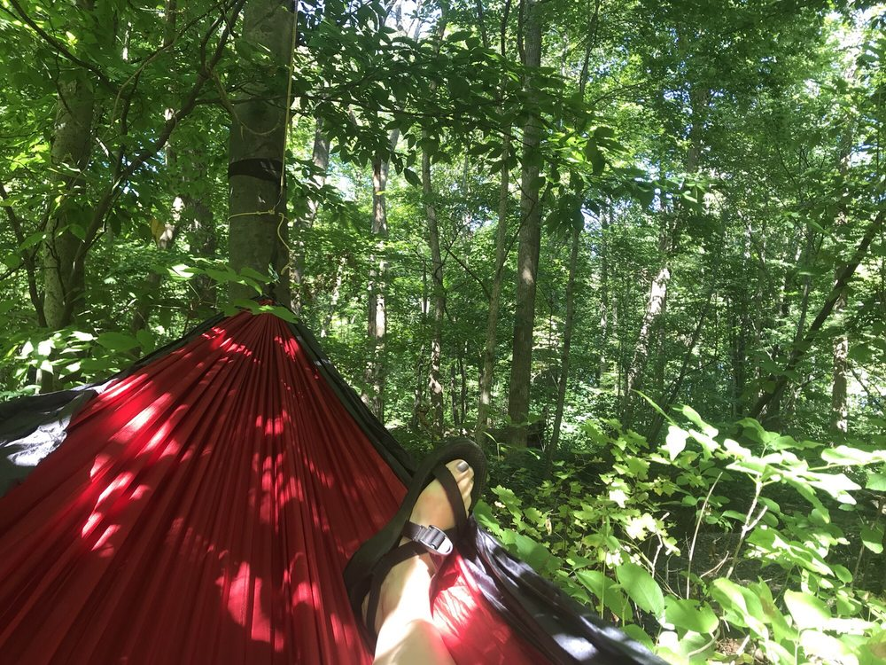 Sand Creek Campground: 1000 N 350th E, Chesterton, IN