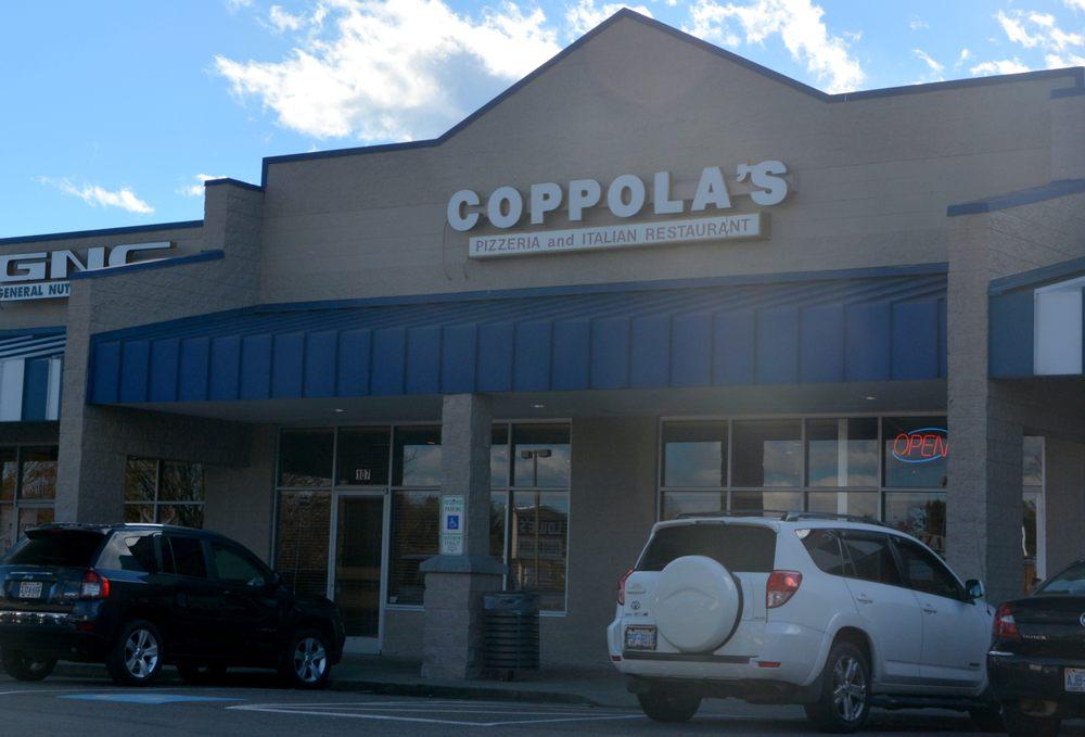 Coppola S Pizzeria Italian Restaurant Mount Airy Nc