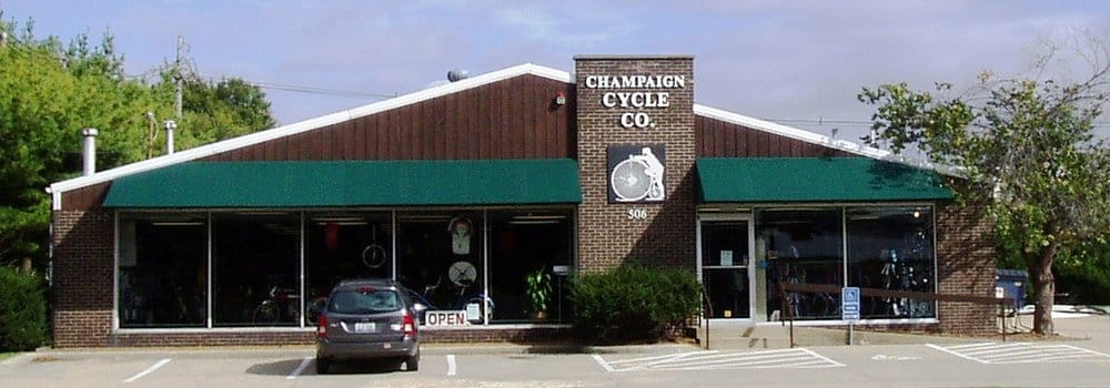 Champaign Cycle: 506 S Country Fair Dr, Champaign, IL