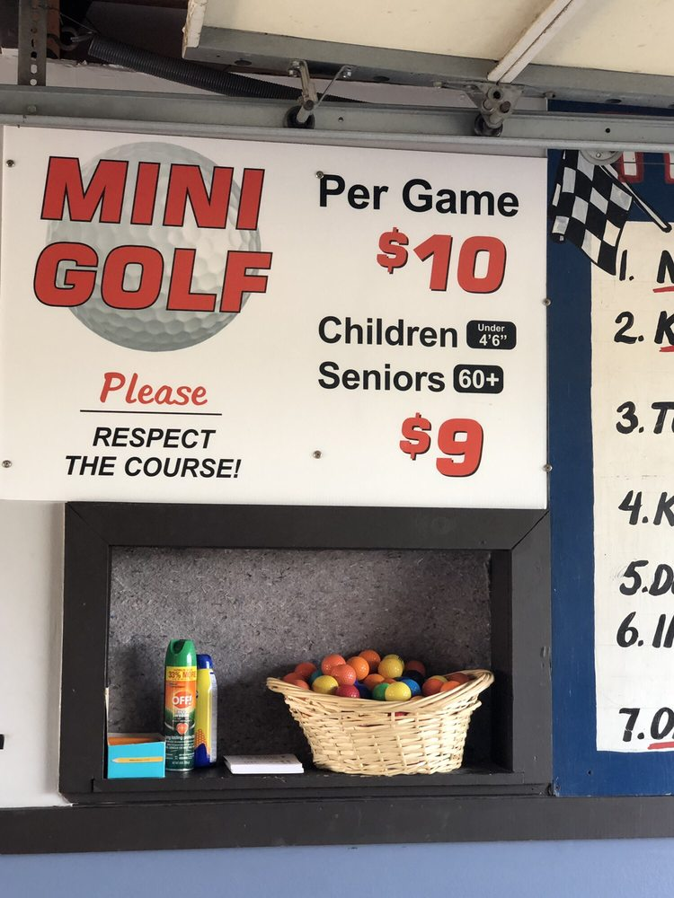 Bayview Raceway & Golf: 3808 Bayview Rd, Buffalo, NY
